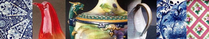 Ceramic & Glass Detail